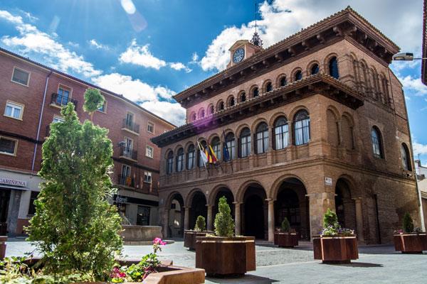 Ayuntamiento-Casa consistorial de Cariñena