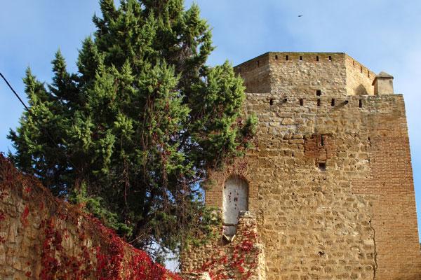 Patrimonio cilvil: Torreón de las monjas