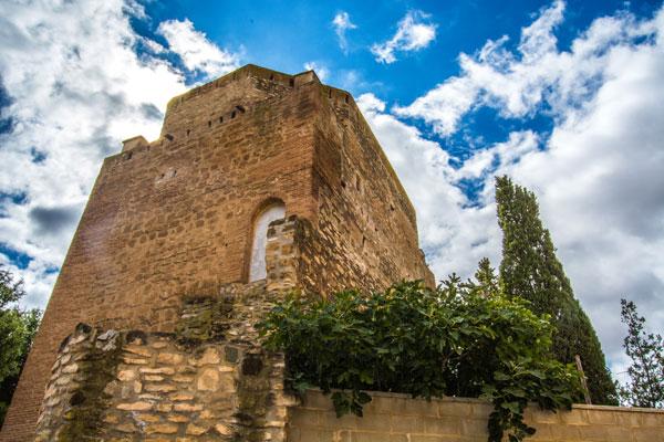 Patrimonio civil: Torreón de las Monjas