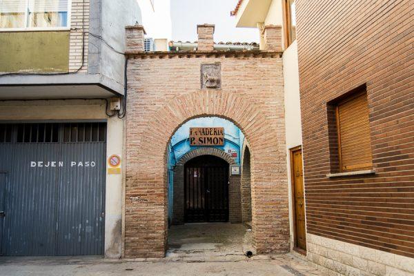 Arco del Cordero-Cariñena