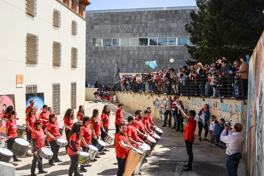 Casa de cultura de Cariñena- Día de San Jorge