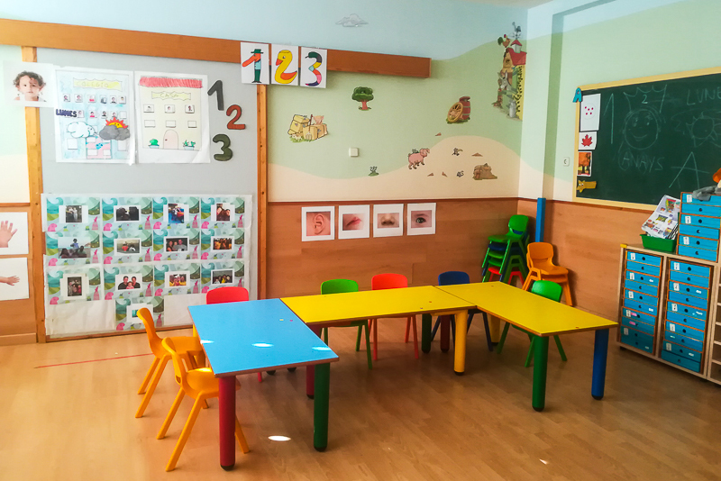 Escuela Infantil Cariñena