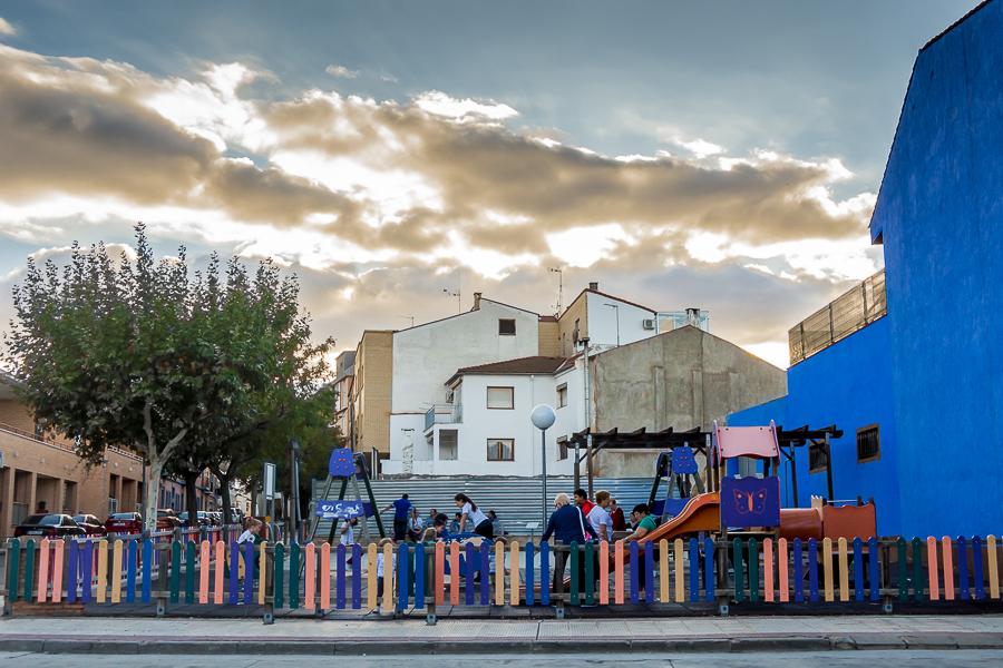 Parque el Descansillo Cariñena