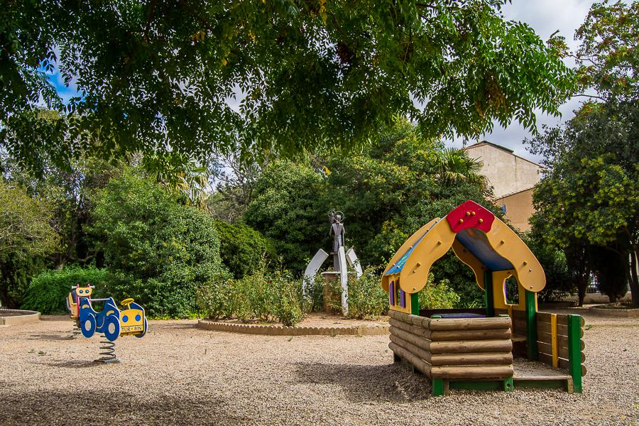 Parque el Jardincillo Cariñena