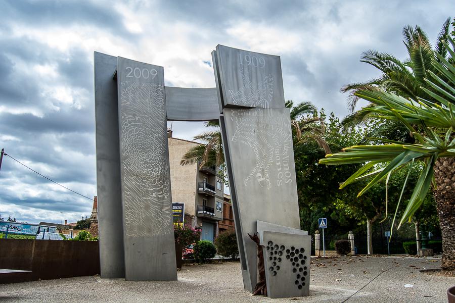 Paseo del Centenario Cariñena