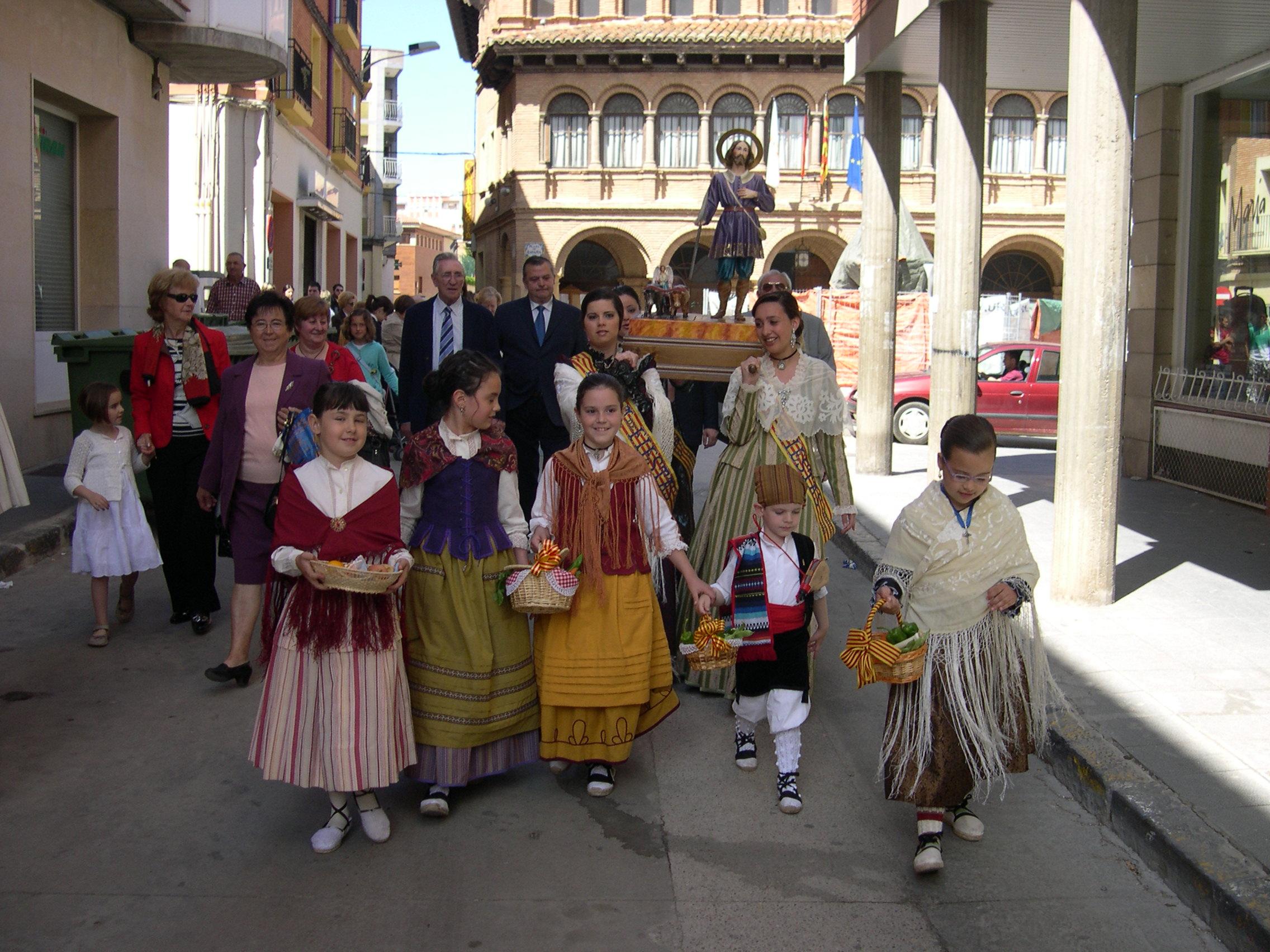 Fiestas de San Isidro Cariñena