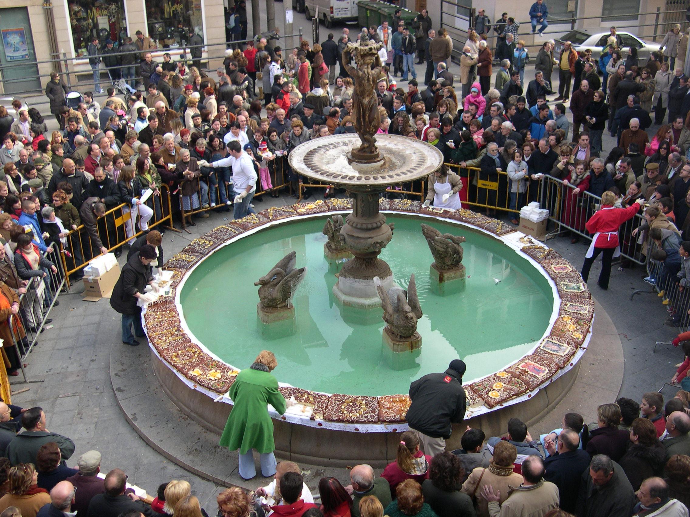 Fiesta de San Valero Cariñena