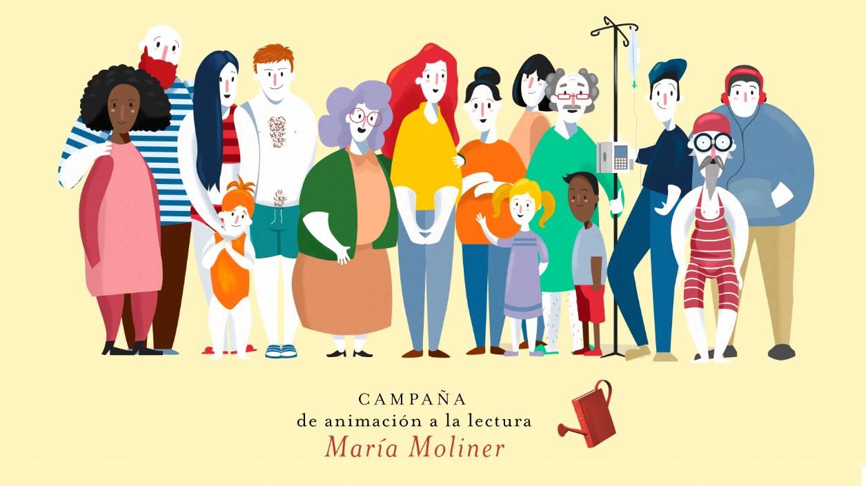 Premios Animación Lectura María Moliner