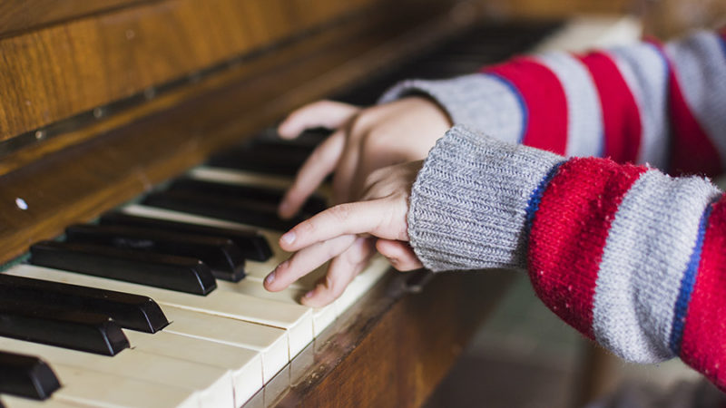 Clases puertas abiertas Escuela de Música