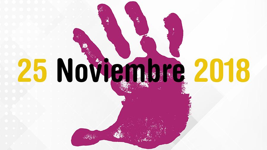 Dia contra la violencia de genero 2018 Cariñena
