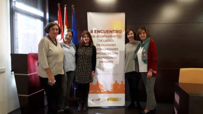 Encuentro Red Ciudades Amigables con las Personas Mayores Noviembre 2018