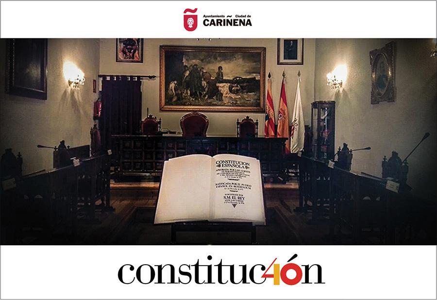 40 aniversario Constitución Cariñena