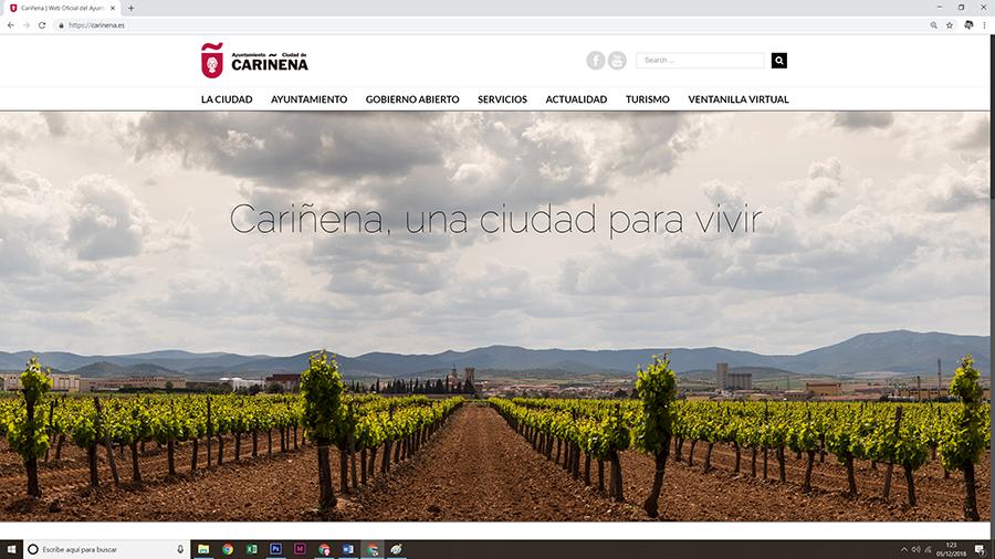 Web Municipal de Cariñena
