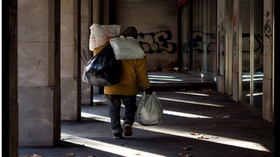Charla atención integral sin hogarb