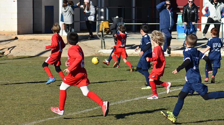 Escuela de Fútbol Base Ciudad de Cariñena