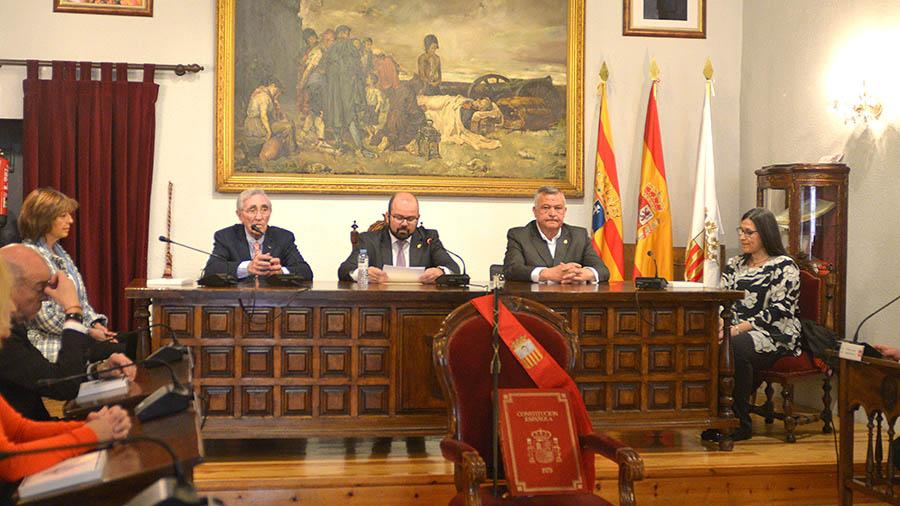 Homenaje Alcaldes y concejales 40 años elecciones municipales democráticas