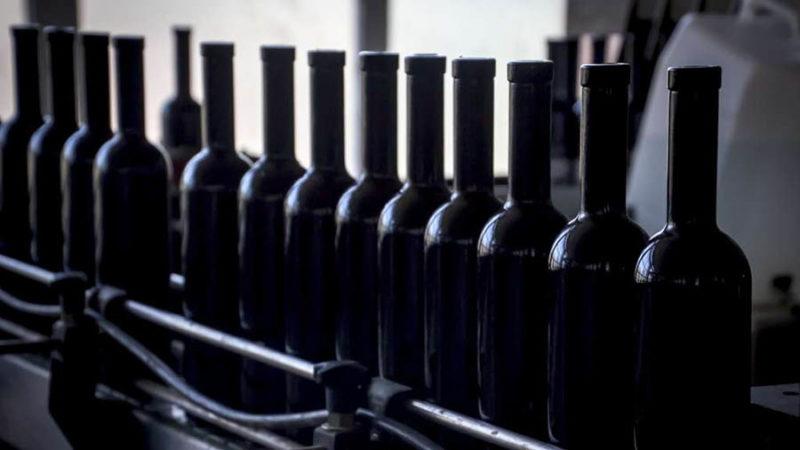 Embotellado vino
