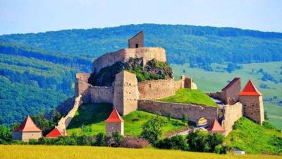 Castillo de Rupea (Rumanía)