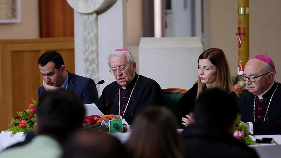 Monseñor Ramiro Moliner Inglés