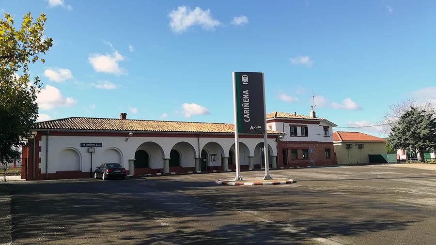 Estación de tren de Cariñena