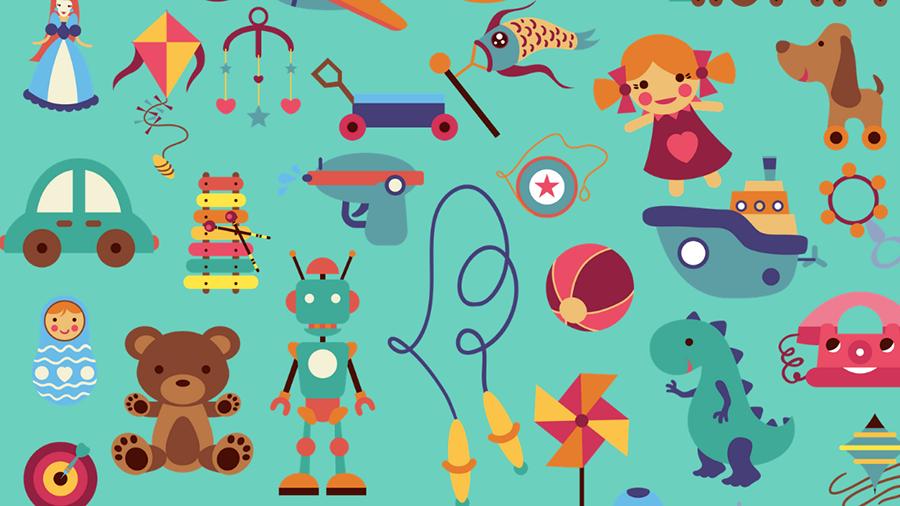Trueque juguetes