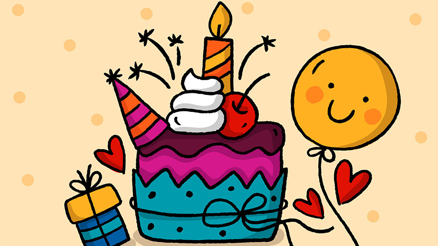Felicita el cumpleaños a tus seres queridos durante la cuarentena ...